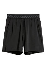Short sports shorts - Black - Men | H&M 2