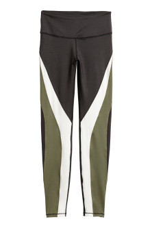 Sportlegging - Shaping waist