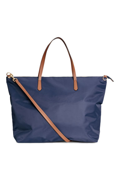 Weekendtas - Donkerblauw - DAMES | H&M BE