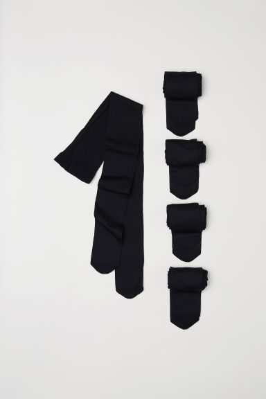 5-pack Lightweight Tights
