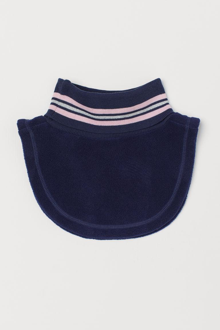 Fleece Turtleneck Collar