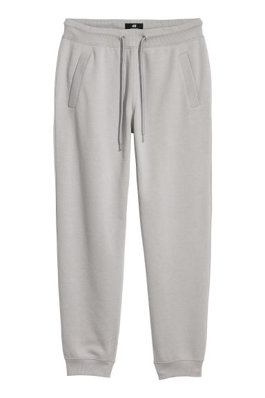 Sweatpants Regular fit - Grey -  | H&M CN