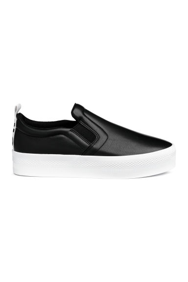 Slip-on trainers Model