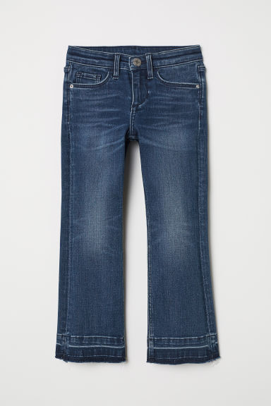 Superstretch Bootcut Jeans - Denim blue - Kids | H&M CN