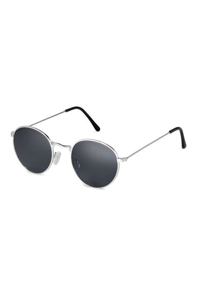 Sunglasses - Black/Silver-coloured - Men | H&M CN