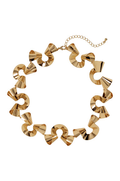 Necklace - Gold-coloured - Ladies | H&M IE