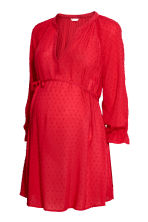 MAMA Tunic - Red - Ladies | H&M CN 1