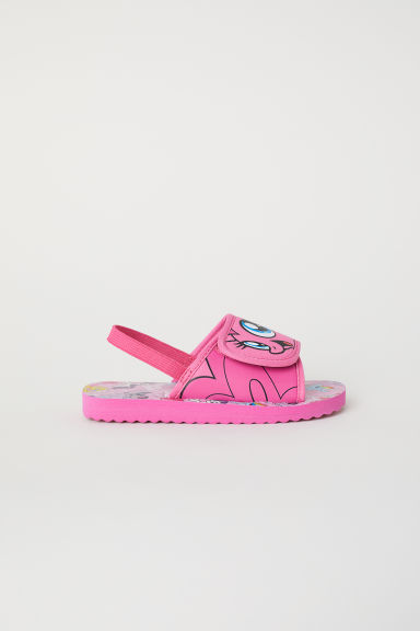 Ciabatte da mare - Rosa/My Little Pony - BAMBINO | H&M IT
