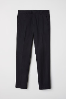 Pantalon de costume Slim fit