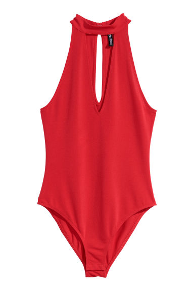 Jersey body - Red - Ladies | H&M IE
