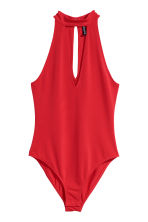Jersey body - Red - Ladies | H&M IE 2