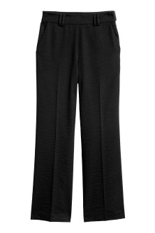 Wide-leg Suit Pants