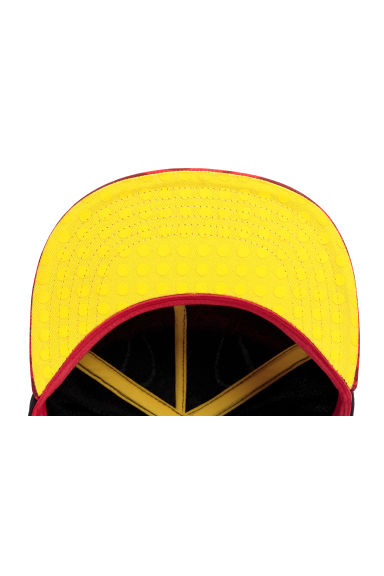 Cap with a motif - Red/Lego - Kids | H&M CN 1