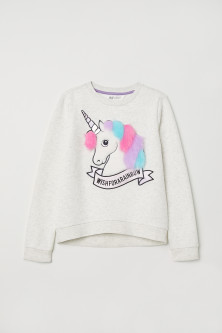 Sweat-shirt avec motif