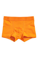 Lot de 3 boxers - Orange/tigre -  | H&M CH 2