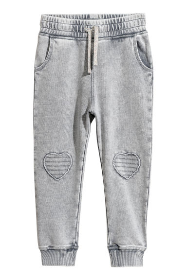 Joggers - Donkergrijs -  | H&M BE