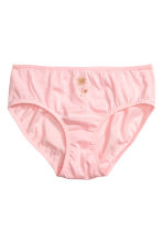 Lot de 7 culottes - Prune/rose - ENFANT | H&M FR 5