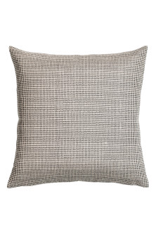 Spotted cushion cover