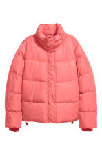 Padded jacket - Coral - Ladies | H&M IE 2