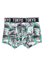 3-pack boxer shorts - Green/Town - Kids | H&M 2