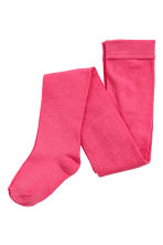 Collants, lot de 2 - Cerise/gouttes - ENFANT | H&M FR 3
