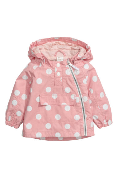 Giacca - Rosa/pois - BAMBINO | H&M CH