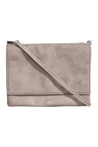 Small shoulder bag - Grey -  | H&M IE