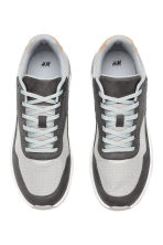 Mesh trainers - Gold-coloured - Men | H&M GB 2
