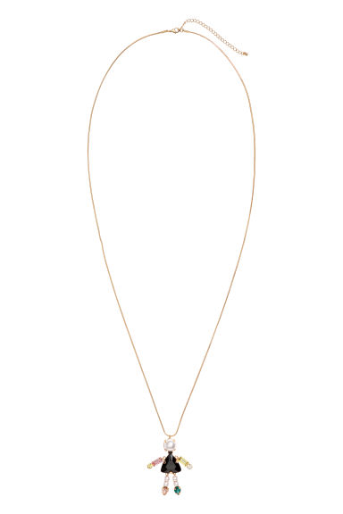 Necklace - Gold-coloured - Ladies | H&M GB