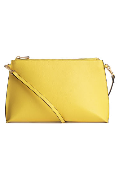Shoulder bag - Yellow - Ladies | H&M