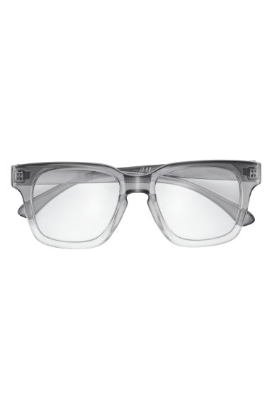 Glasses - Light grey -  | H&M CN