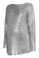 MAMA Coated jumper - Silver-coloured - Ladies | H&M IE 2