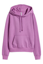 Hooded top - Purple - Ladies | H&M GB 2