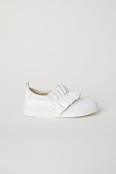 Trainers - White - Kids | H&M CN