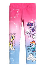 Leggings de punto - Rosa/My Little Pony -  | H&M ES 1