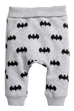 Sweatshirt and joggers - Dark grey/Batman - Kids | H&M CN 3