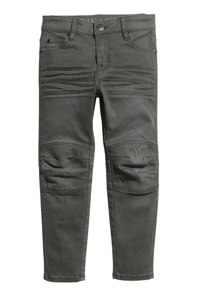 Biker trousers - Black - Kids | H&M CN