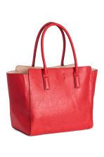Sac shopping - Rouge - FEMME | H&M FR 1