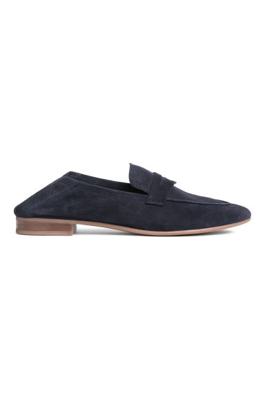 Loafers - Dark blue - Ladies | H&M IE