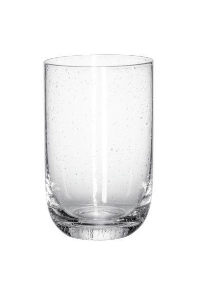 Tumbler - Clear glass - Home All | H&M IE