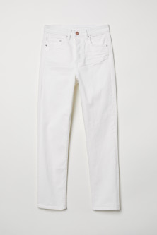 Slim Regular Ankle Jeans