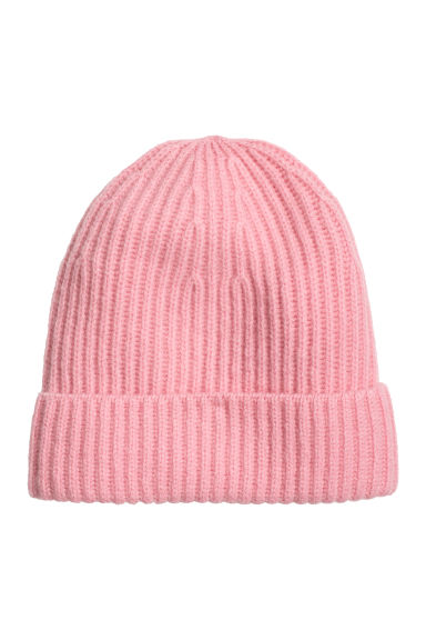 Cashmere hat - Pink - Ladies | H&M