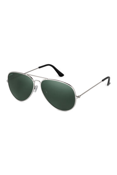 Polarised sunglasses - Silver-coloured - Men | H&M IE