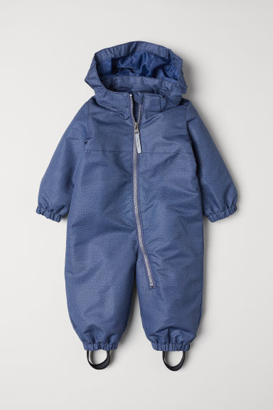 All-in-one shell suit - Dark blue - Kids | H&M CN