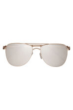 Sunglasses - Gold-coloured - Ladies | H&M IE 1