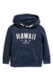 Dark blue/Hawaii