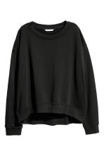 Sweater - Zwart - DAMES | H&M BE 2