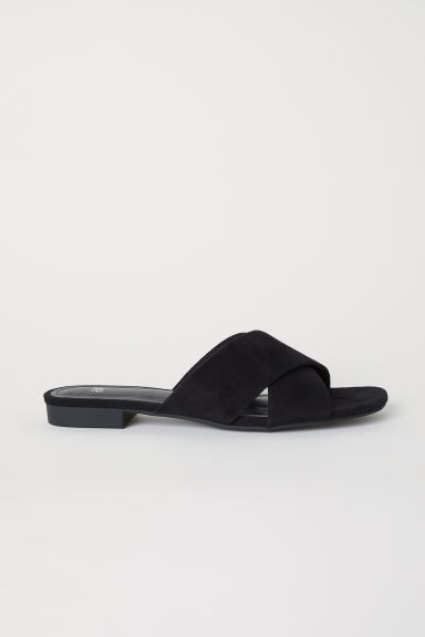 Sandals - Black - Ladies | H&M CN