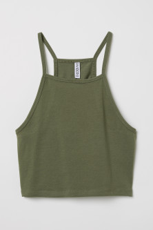 Short Camisole Top