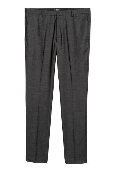Suit trousers Super skinny fit Model